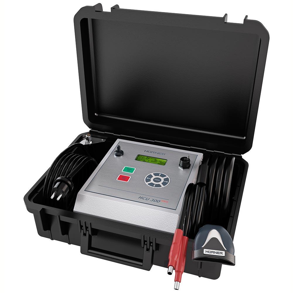 Электромуфтовый сварочный аппарат HCU 300 mini