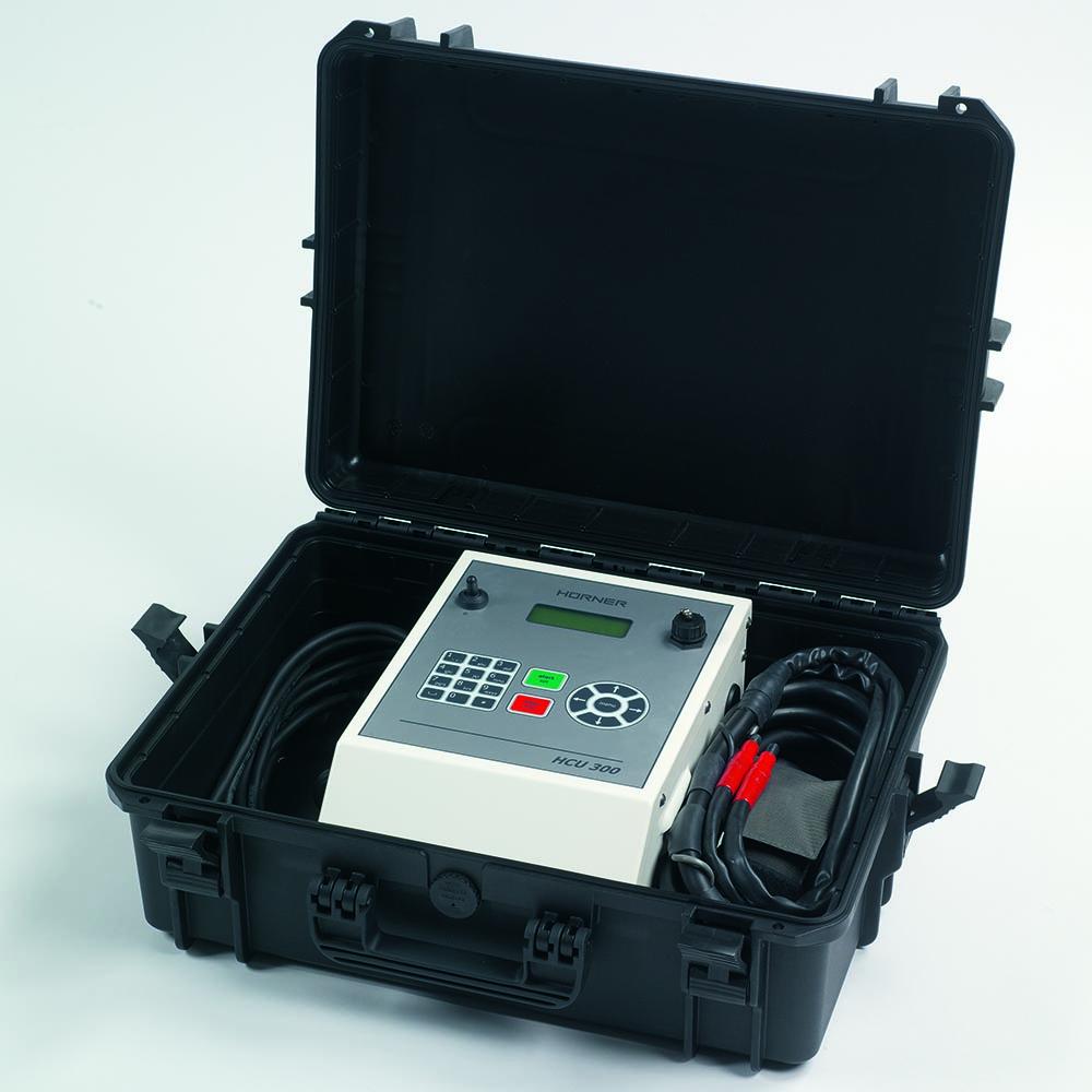 Электромуфтовый сварочный аппарат HCU 300