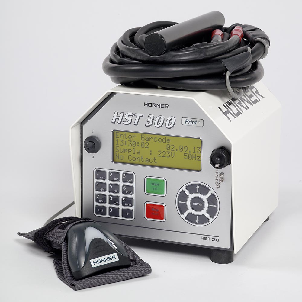 Электромуфтовый сварочный аппарат HST 300 Print + 2.0
