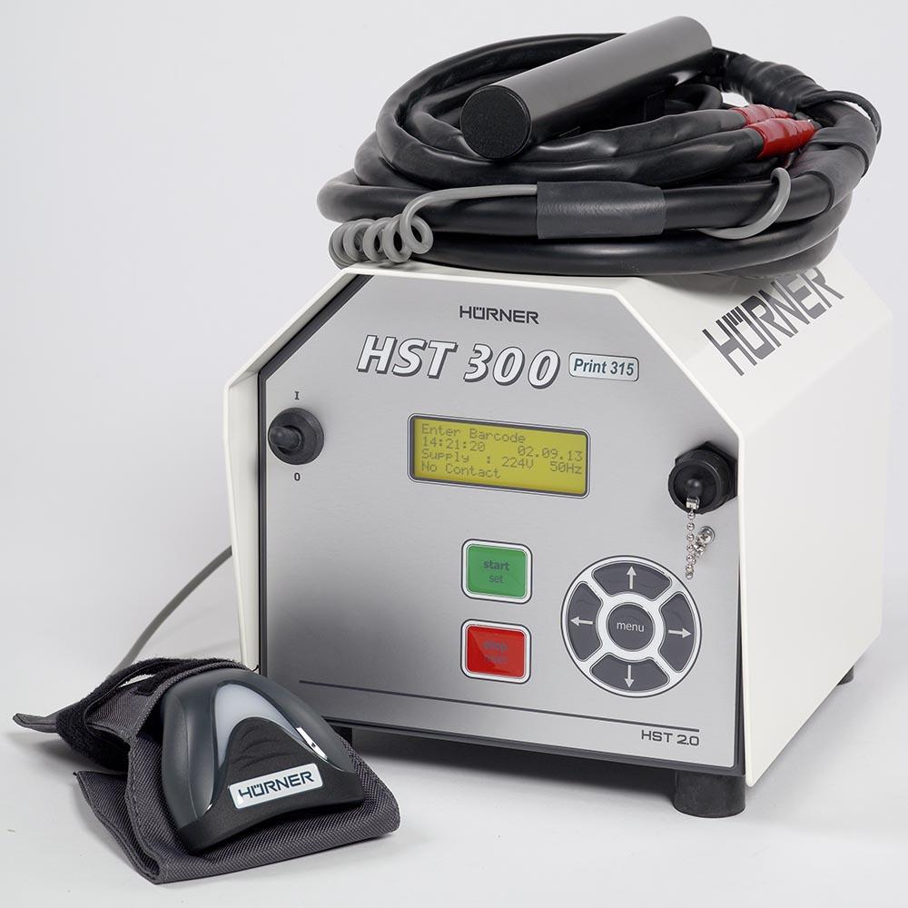 Электромуфтовый сварочный аппарат HST 300 Print 315 2.0