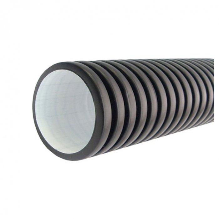 Двухслойная гофрированная труба КОРСИС SN8 DN/OD 110 L-6м
